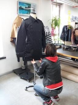 服装设计师助理